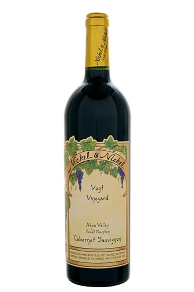 Nickel & Nickel Vogt Vineyard Cabernet Sauvignon