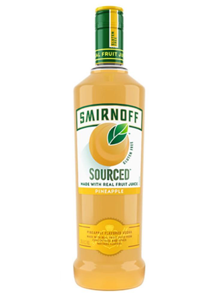 Smirnoff Sourced Pineapple Vodka