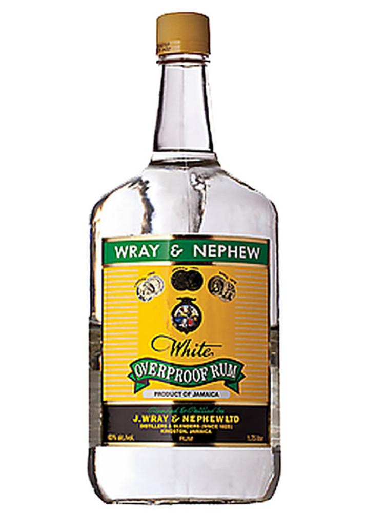 Wray & Nephew Overproof Rum