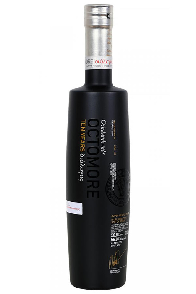 Octomore 10 Year Dialogos