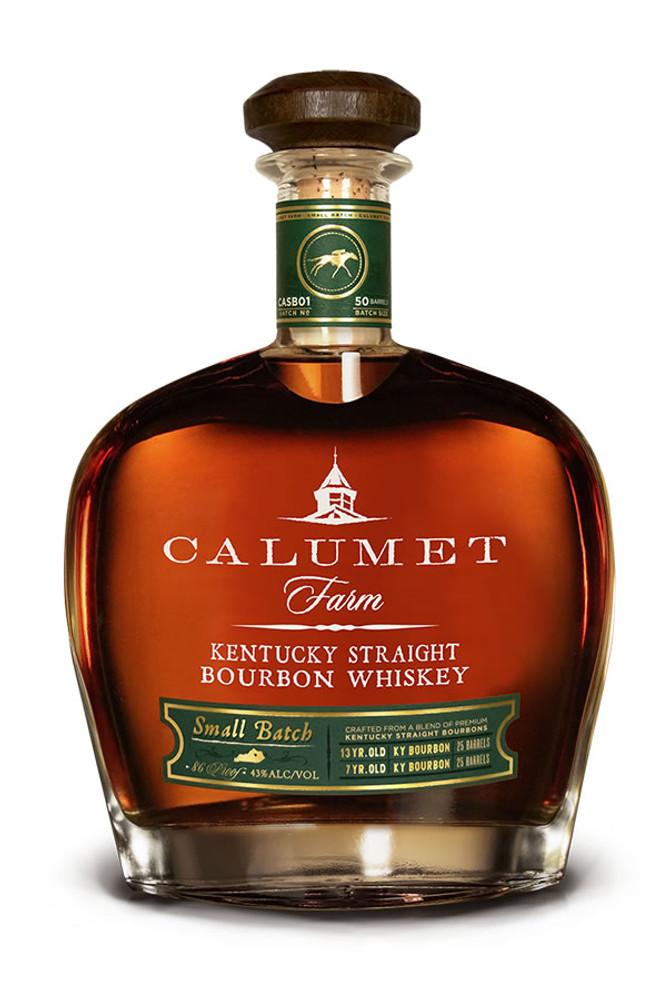 Calumet Farm Small Batch Bourbon