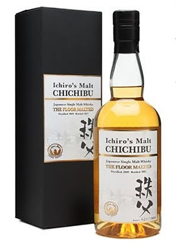Ichiro's Malt Chichibu Floor Malted Japanese Single Malt