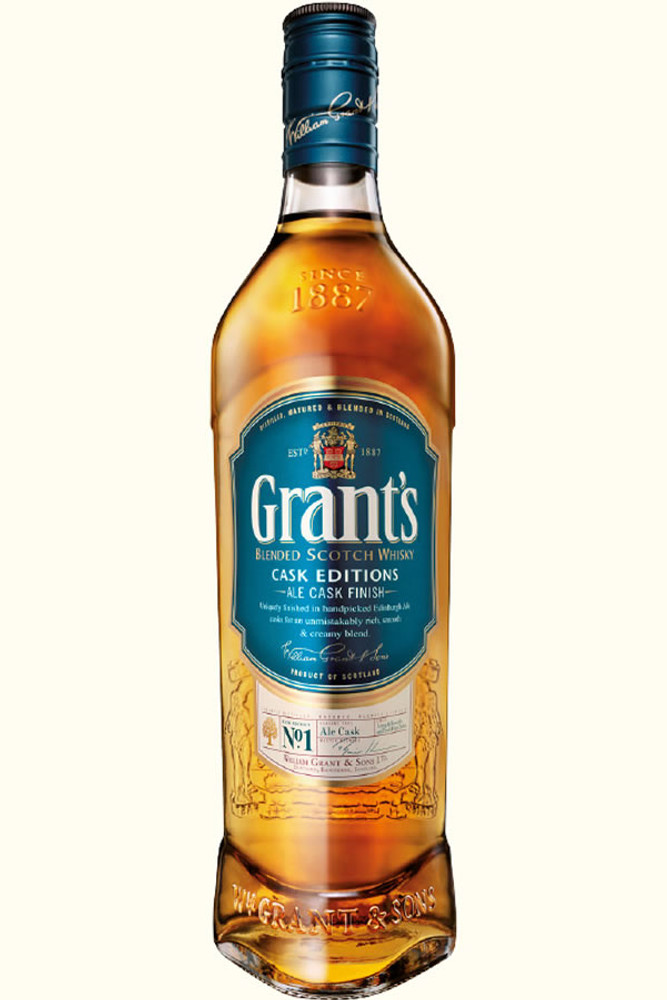 Grants Ale Cask Finish