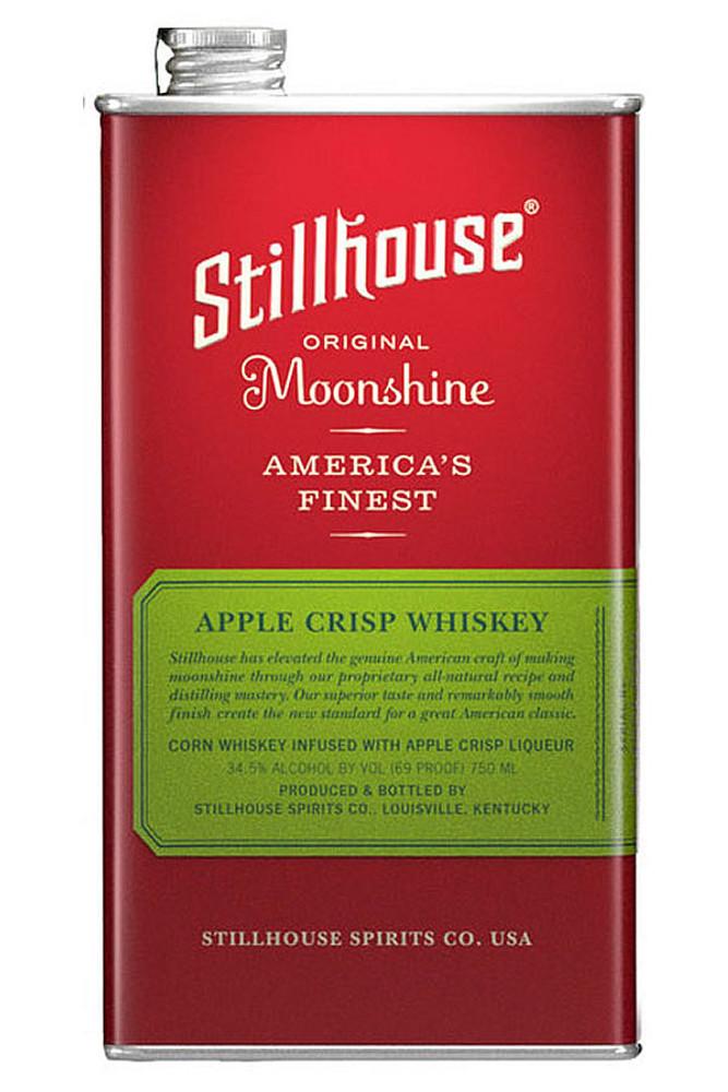 Stillhouse Apple Crisp Moonshine Whiskey