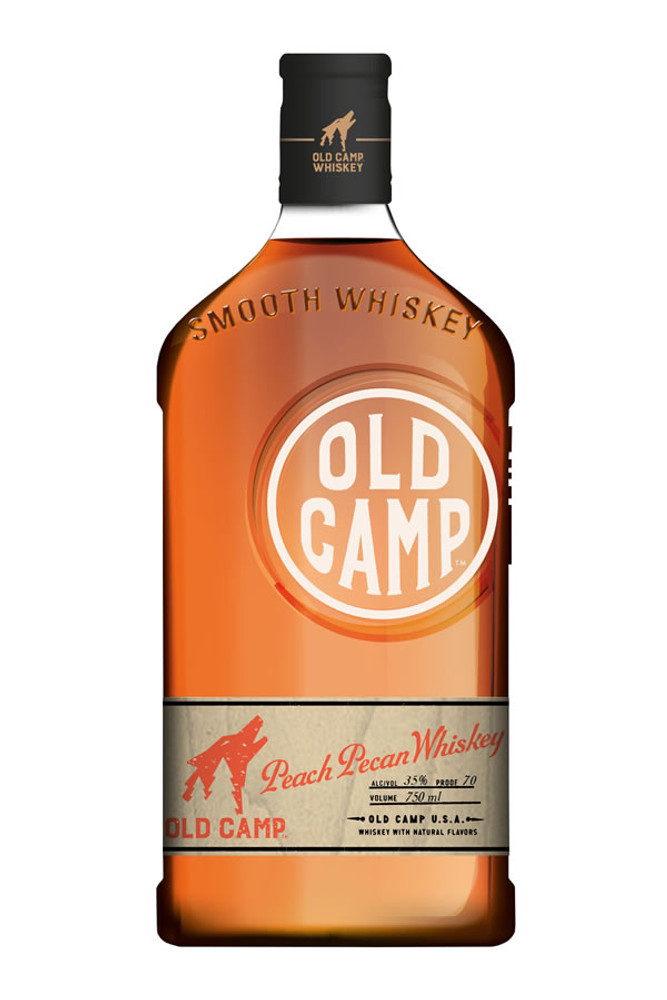 Old Camp Peach Pecan Whiskey