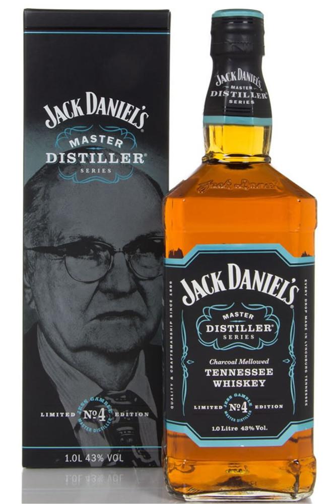 Jack Daniels Master Distillers Series No. 4 750ML