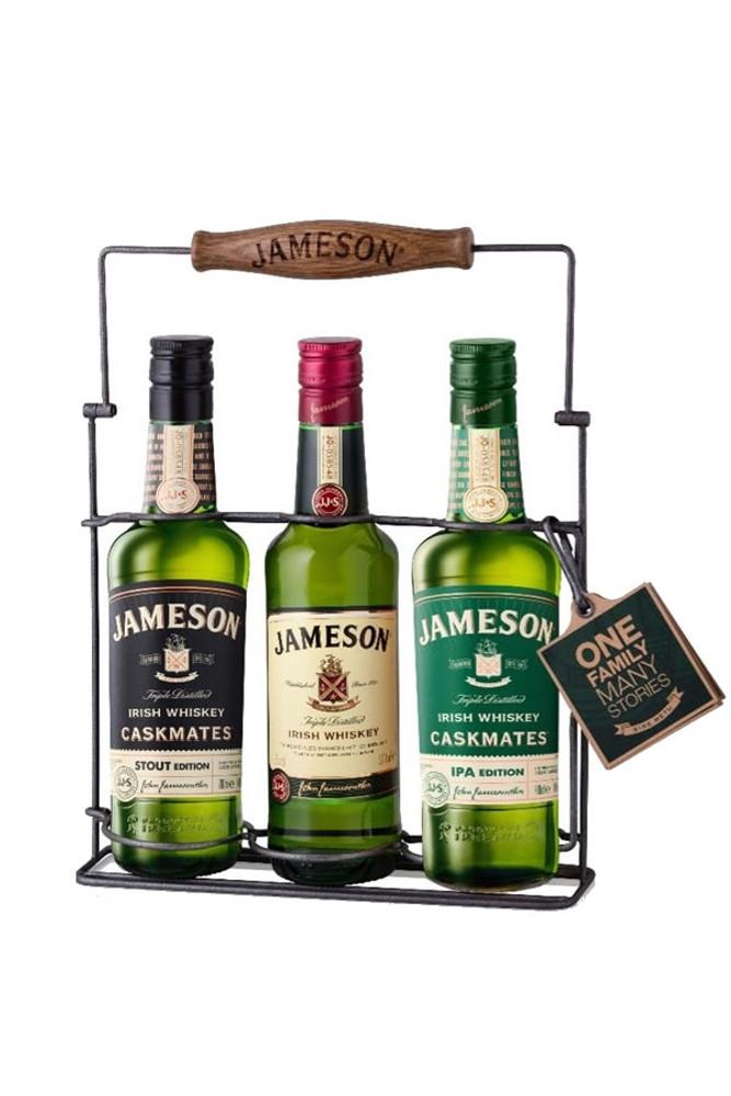 Jameson Trilogy
