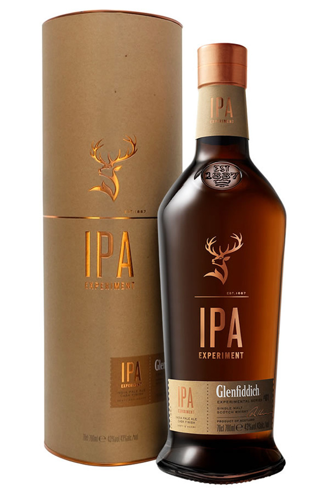 Glenfiddich Experimental Series IPA Cask Finish