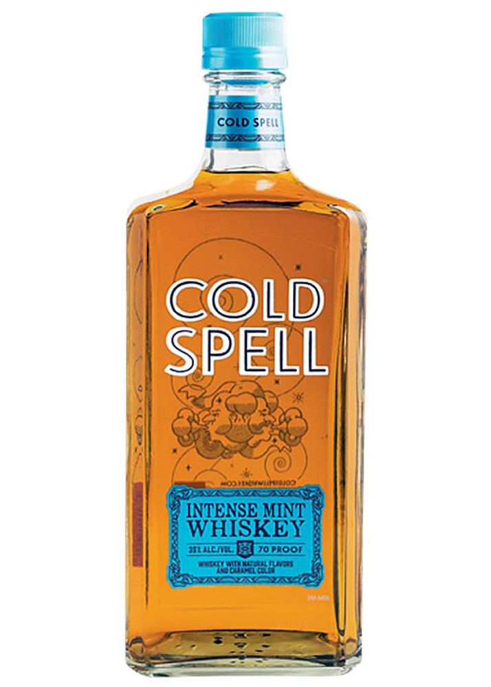 Cold Spell Mint Whiskey