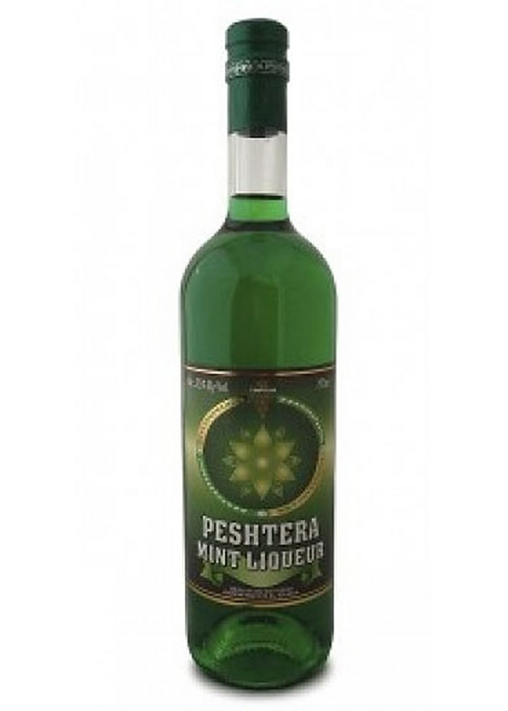 Peshtera Mint Liqueur