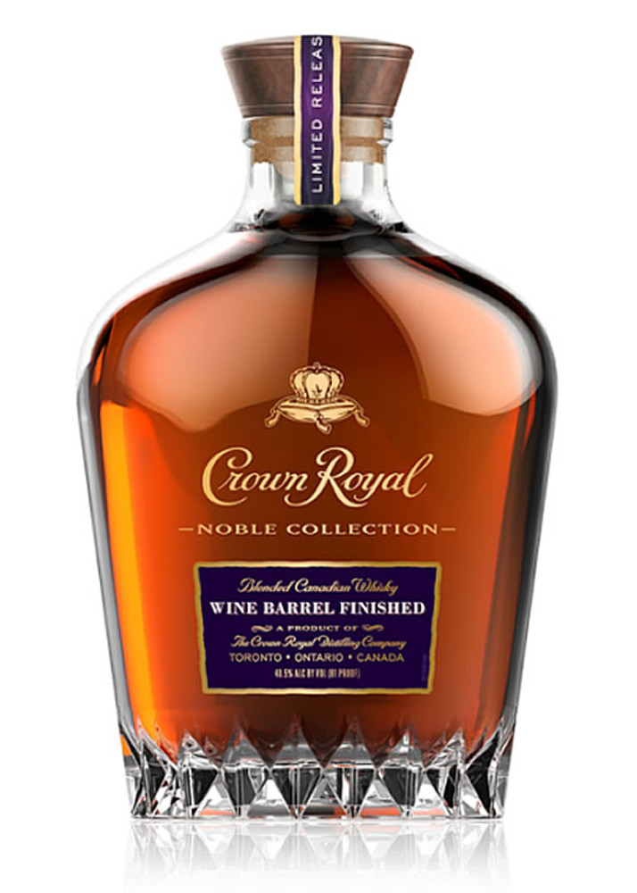 Crown Royal Noble Collection Wine Barrel Finished