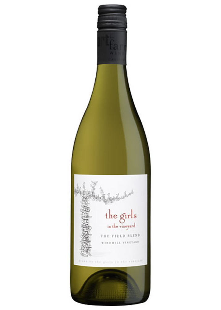 Girls in the Vineyard White Blend