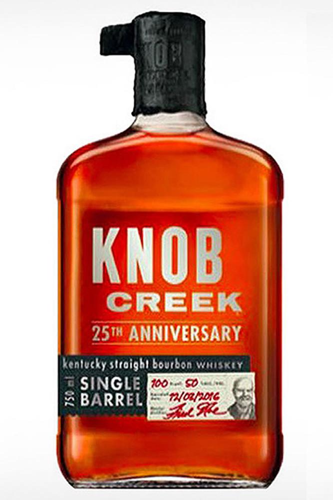 Knob Creek Bourbon 25th Anniversary