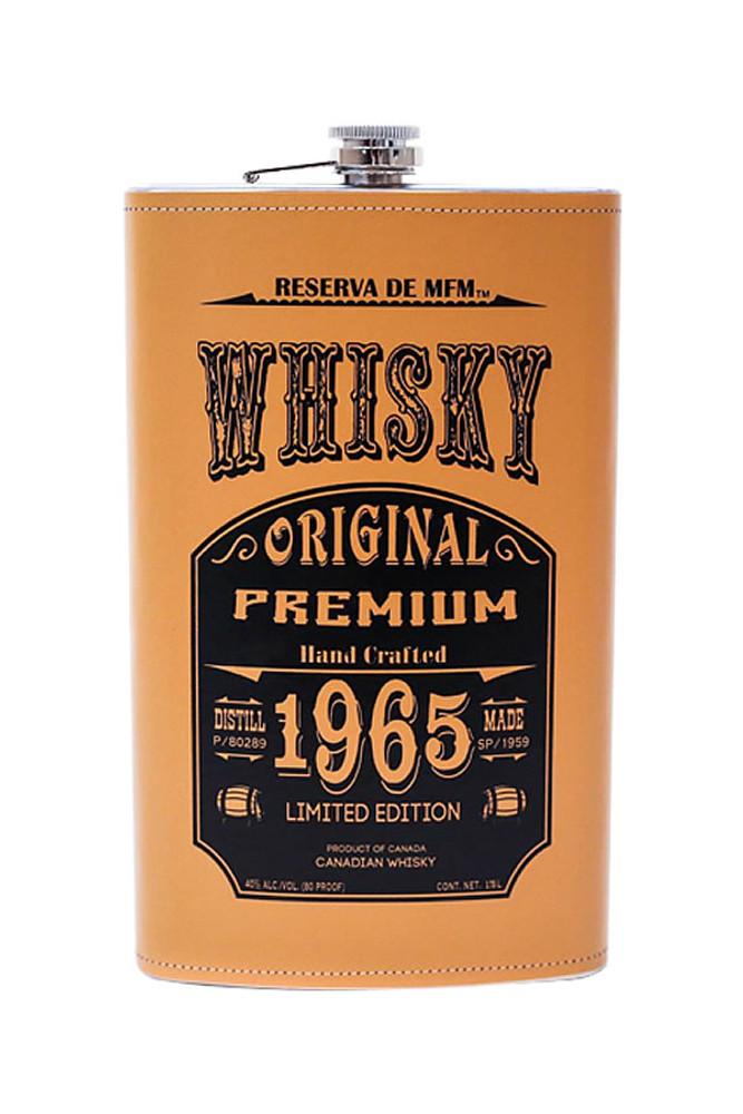 Reserva de MFM 1965 Whisky Flask