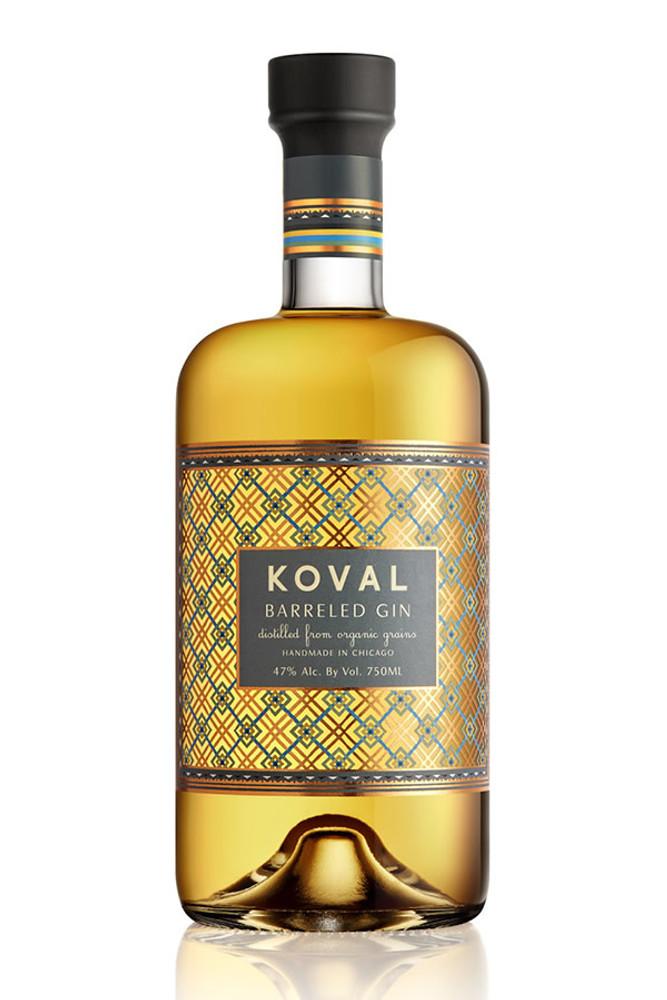 Koval Barrel Aged Gin 750ML