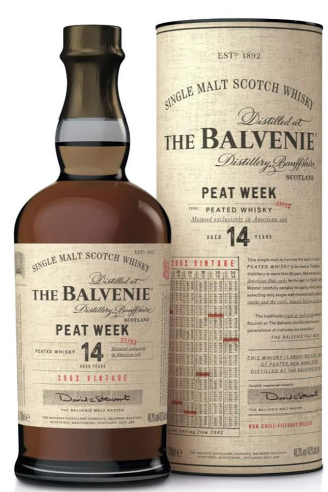 Balvenie 14 Year Peat Week