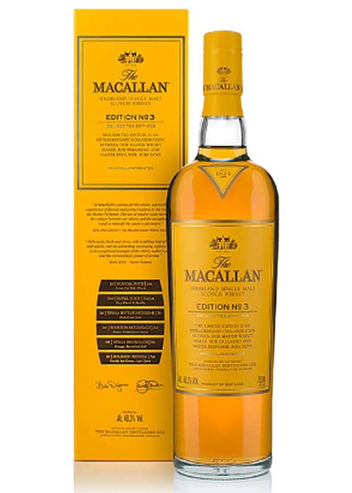 Macallan Edition No. 3