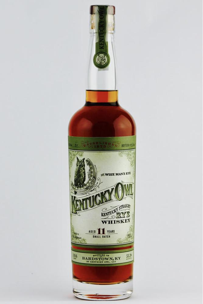 Kentucky Owl 11 Year Rye