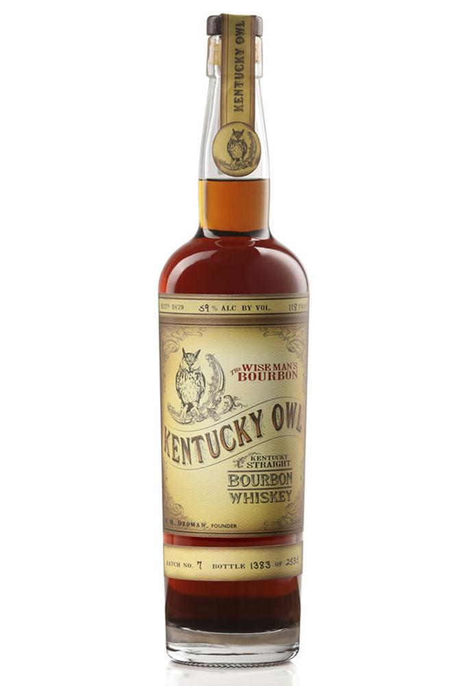 Kentucky Owl Bourbon Batch 7