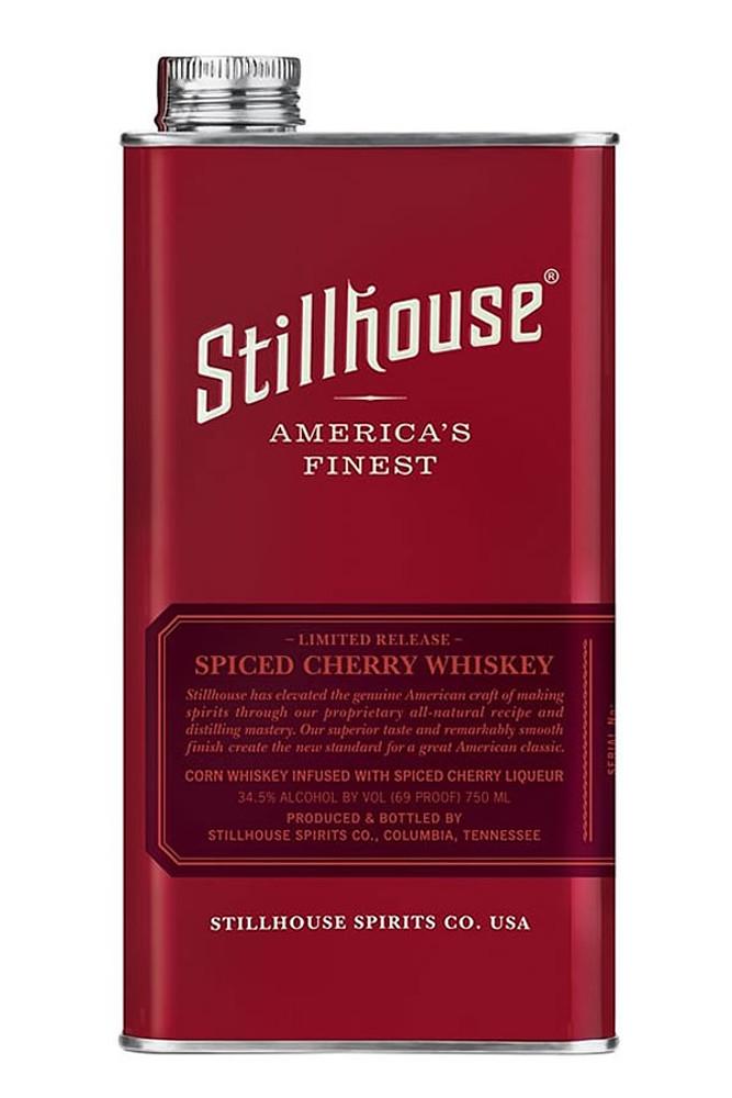 Stillhouse Spiced Cherry Moonshine