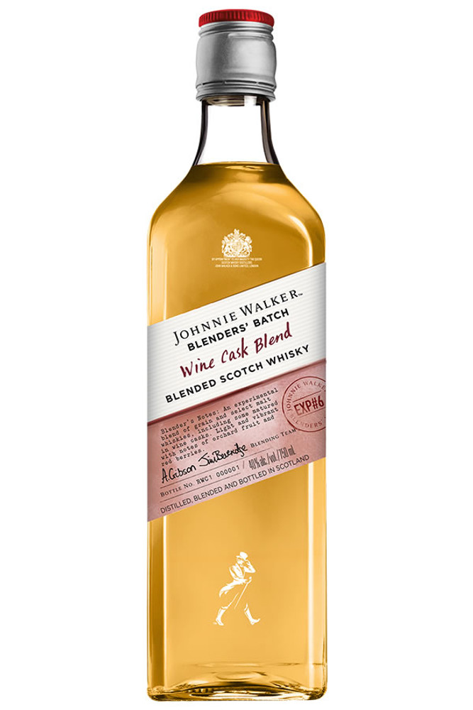 Johnnie Walker Blender's Batch Wine Cask