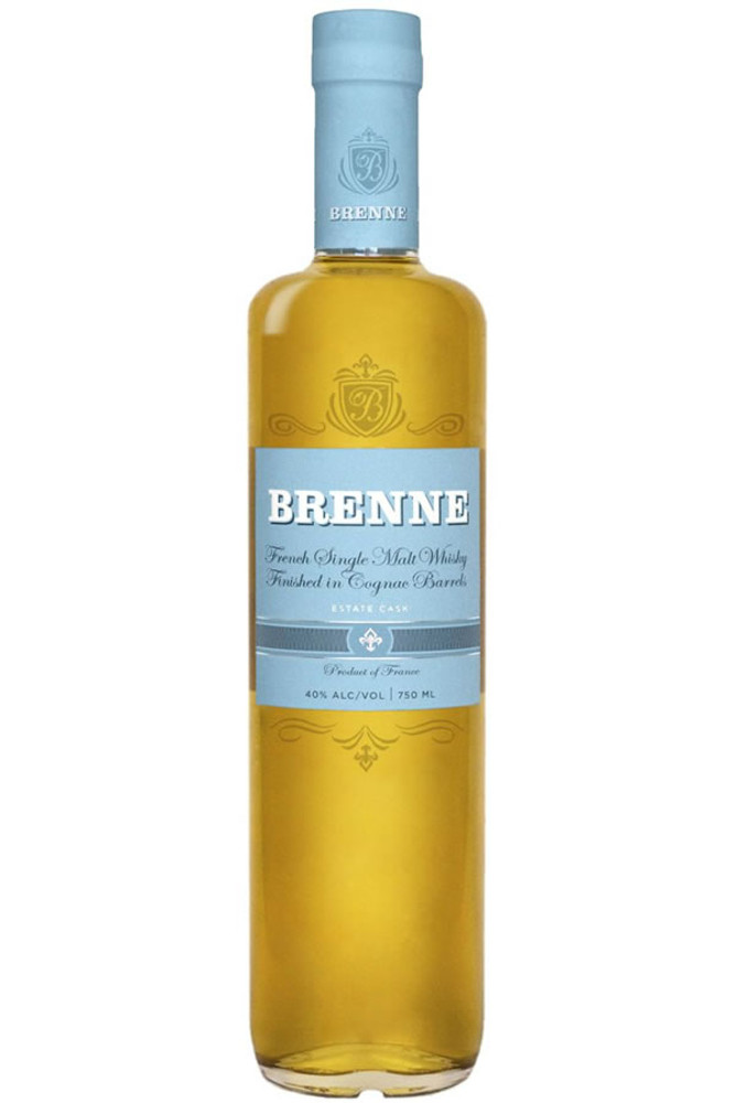 Brenne French Single Malt