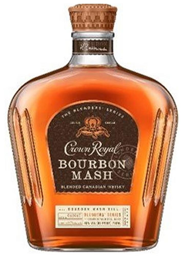 Crown Royal Bourbon Mash