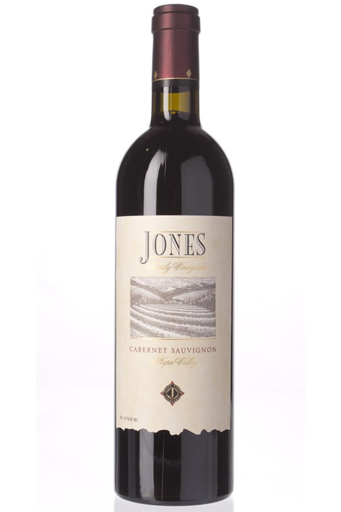 Jones Family Cabernet Sauvignon