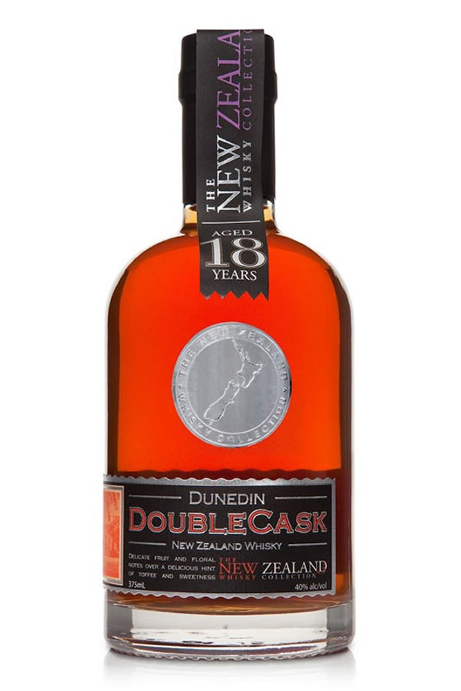 New Zealand Whisky Company Dundein Double Cask