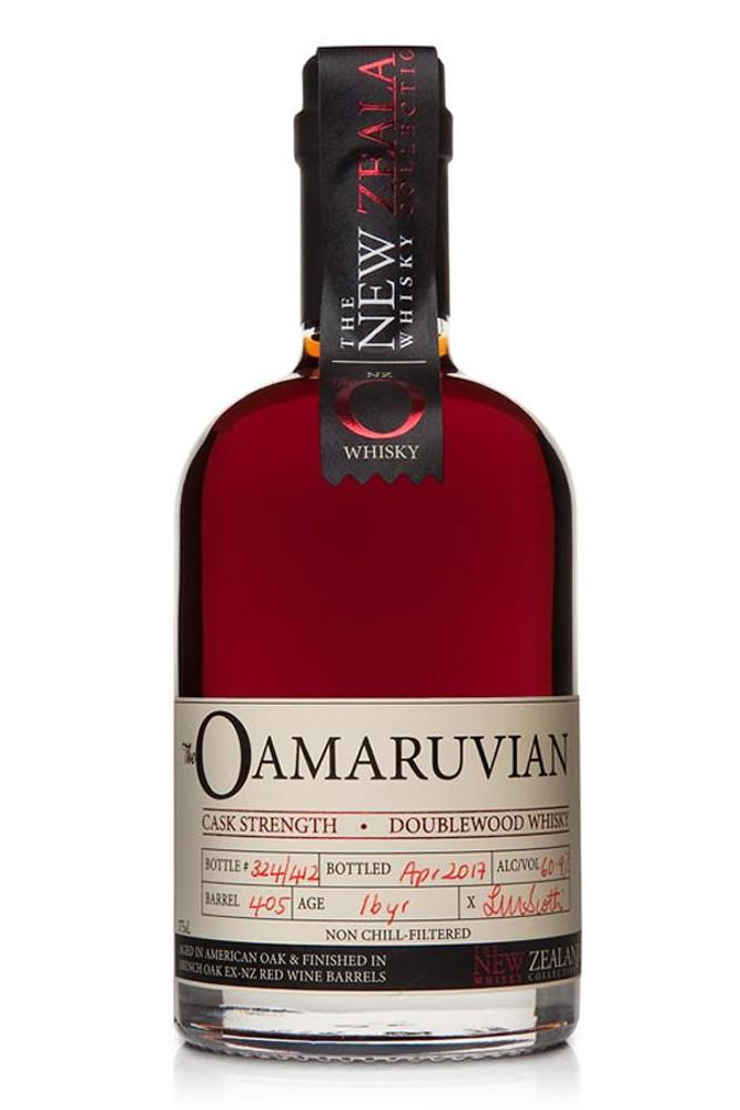 New Zealand Whisky Company Oamaruvian 16 Year Cask Strength