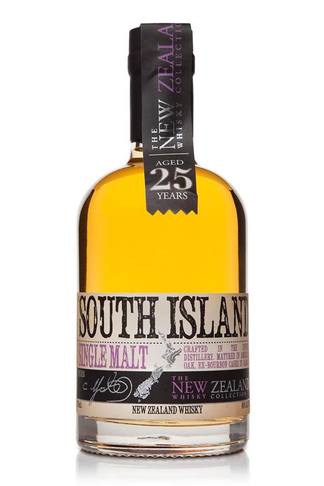 New Zealand Whisky Company South Island 25 Year