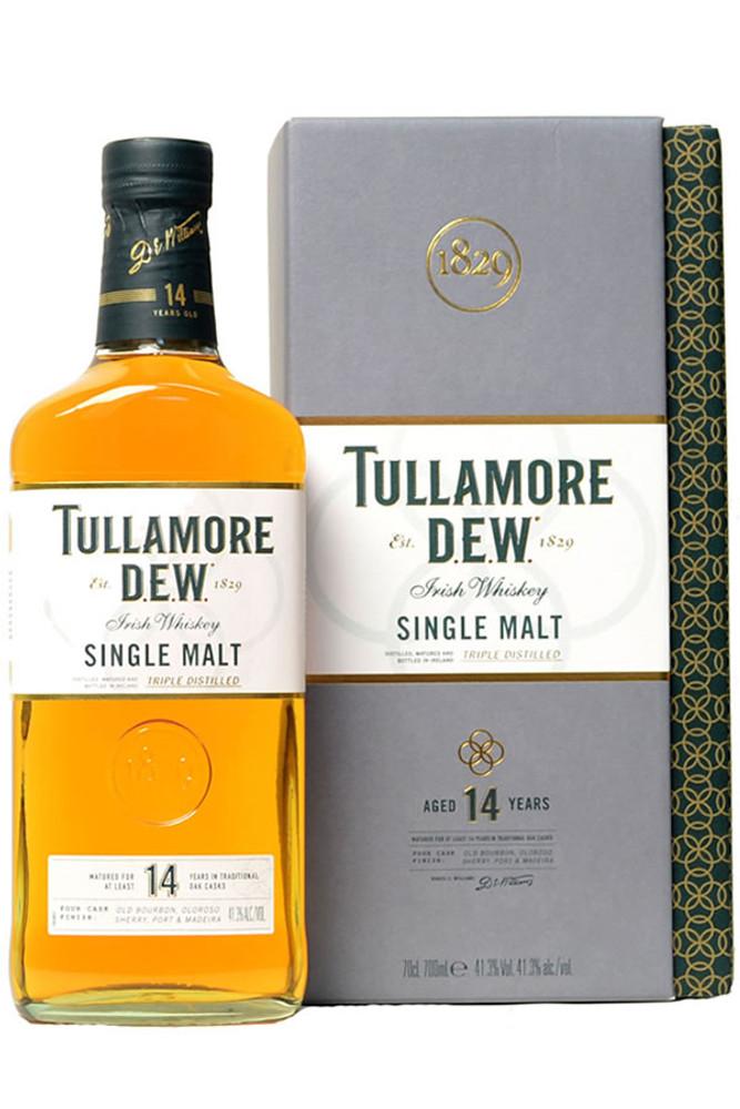 Tullamore Dew 14 Year Single Malt