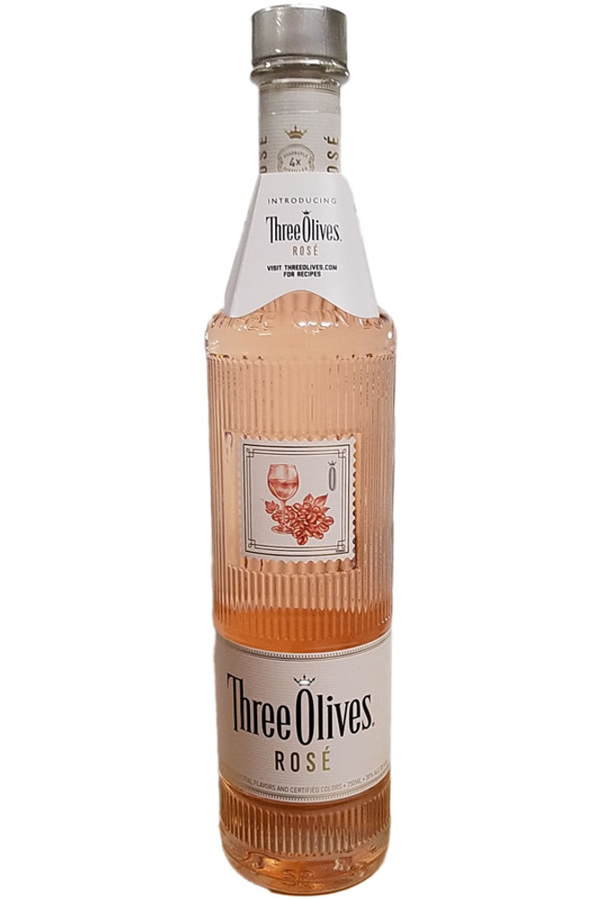 Three Olives Rose