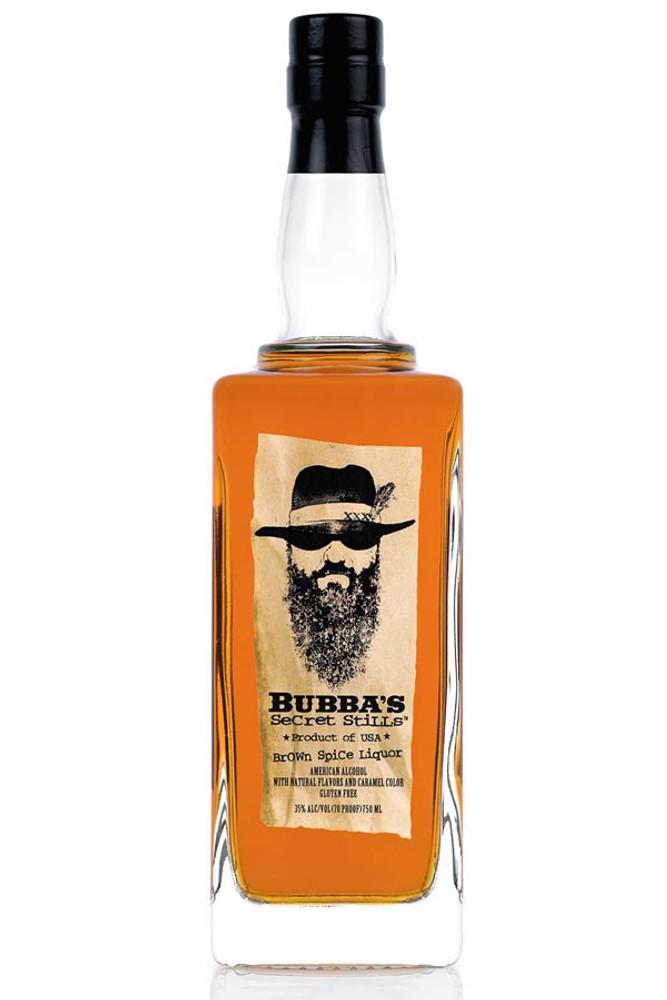 Bubba's Secret Stills Liqueur