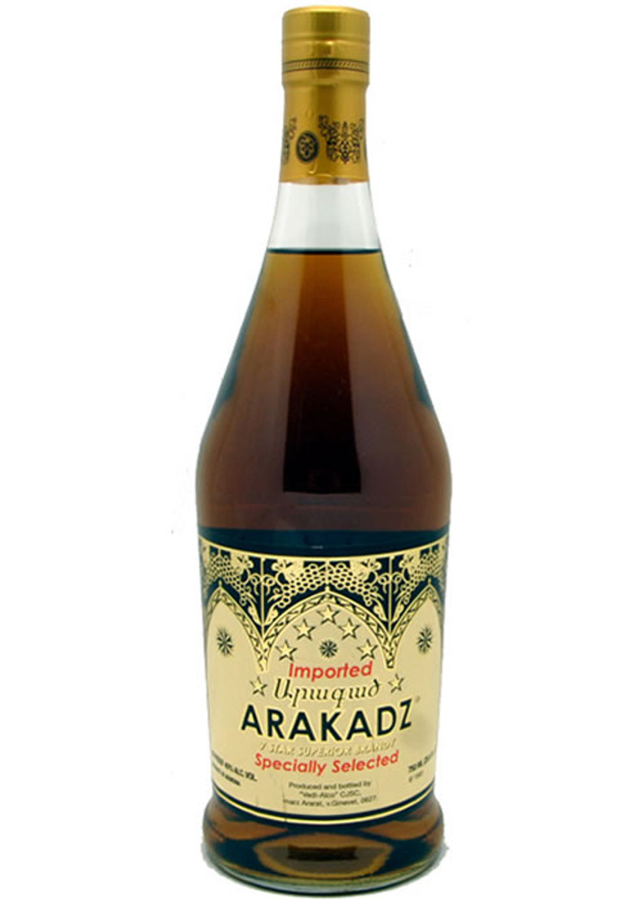 Arakadz 7 Star Brandy