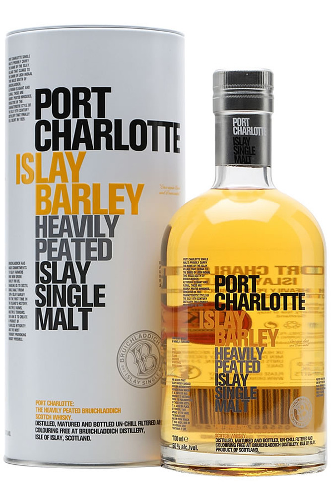 Port Charlotte Islay Barley