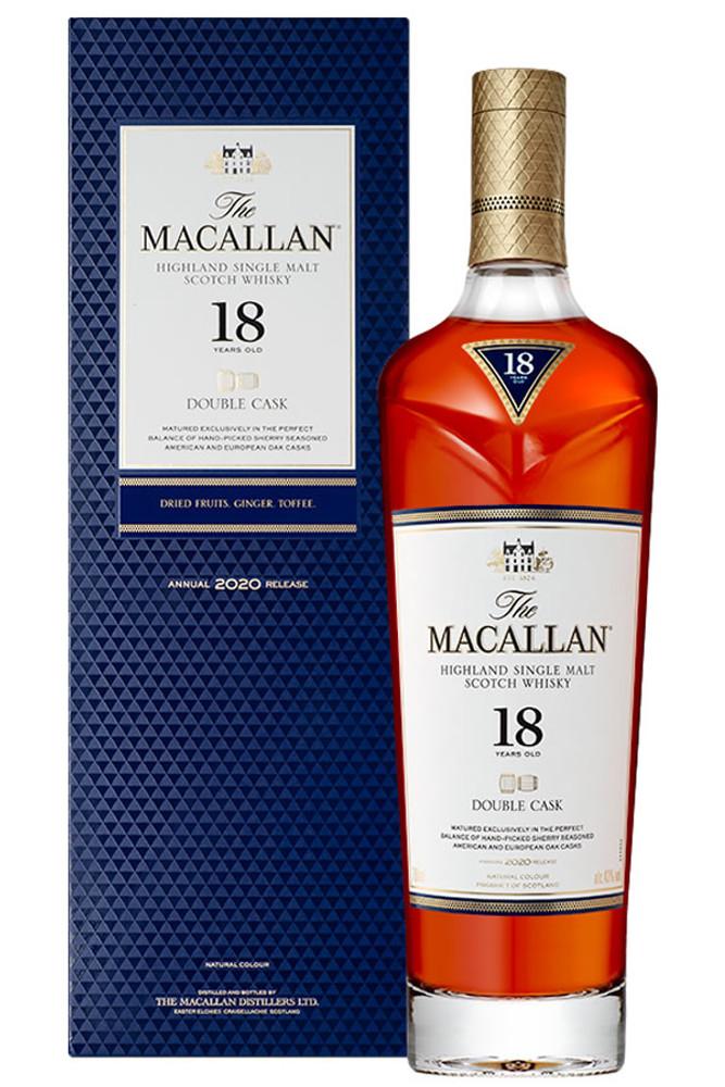 Macallan 18 Year Double Cask