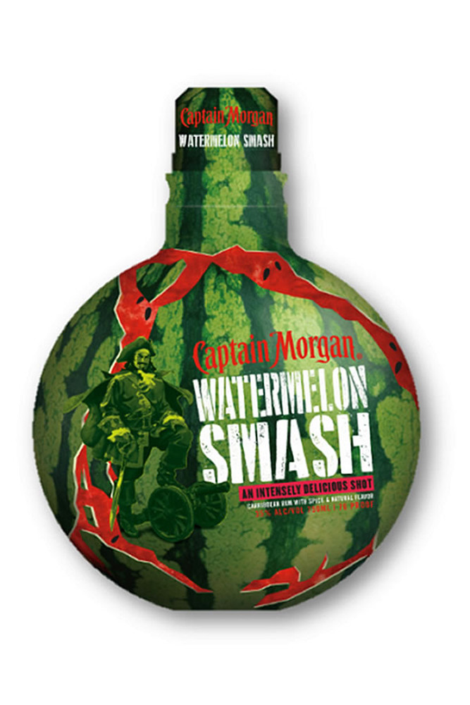 Captain Morgan Watermelon Smash