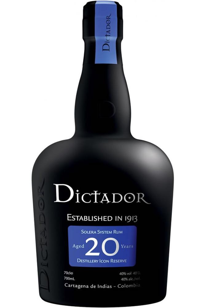 Dictador Rum 20 Year