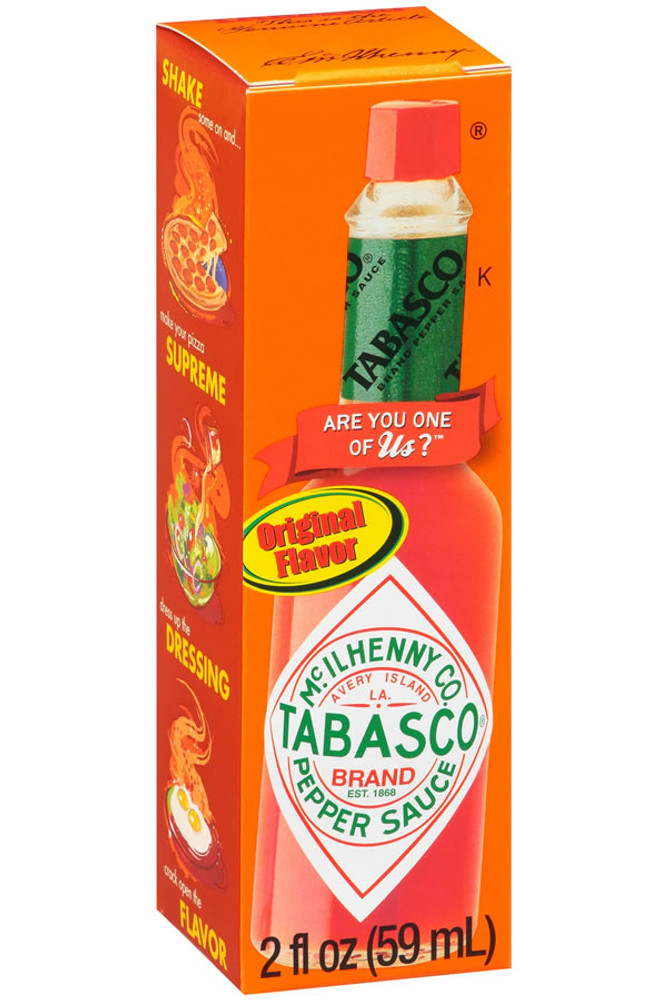 McIlhenny Co. Tabasco Pepper Sauce