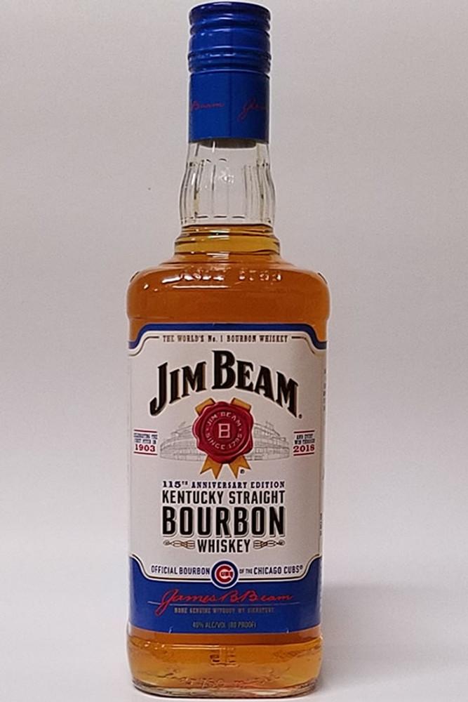 Jim Beam White Cubs Edition