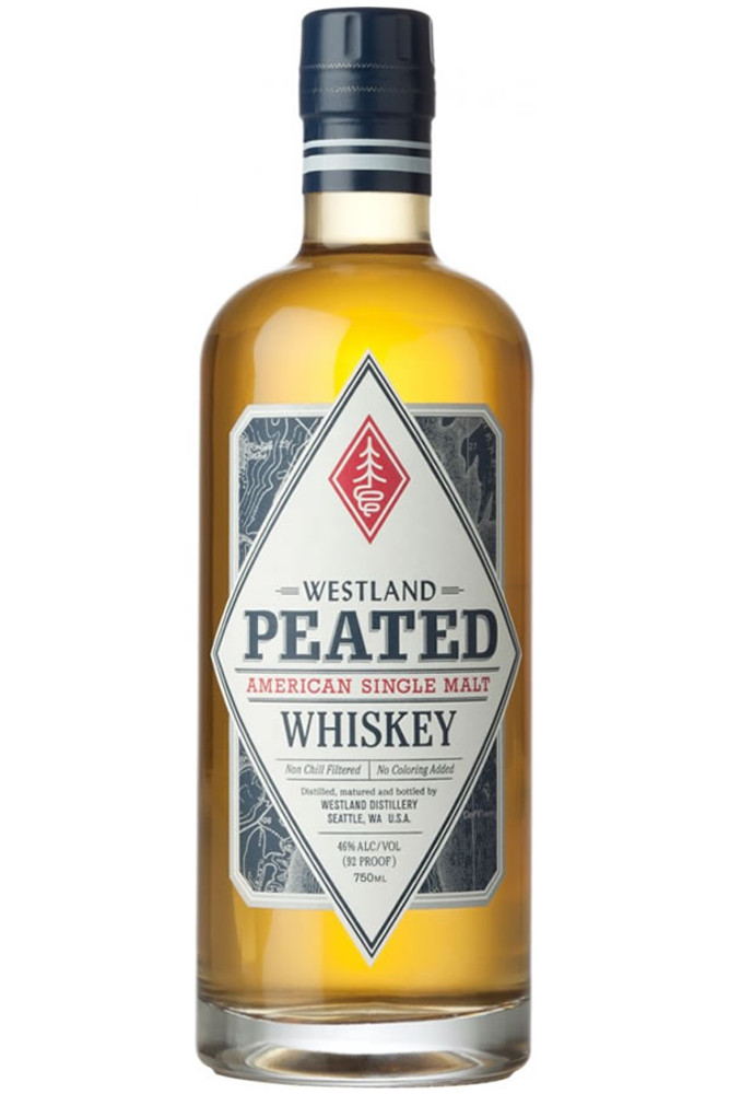 Westland Peated Single Malt