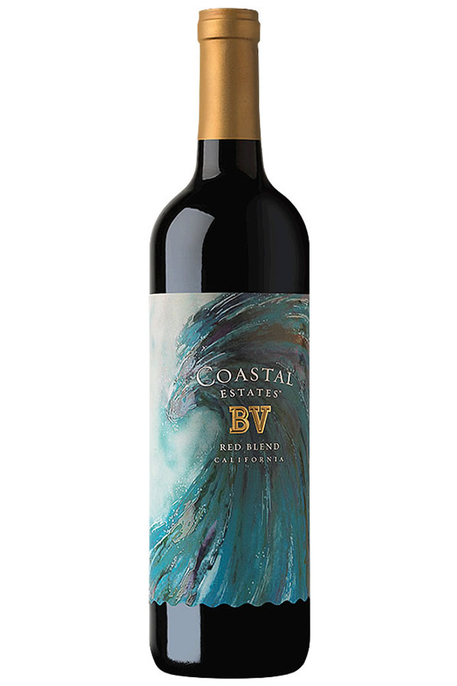 BV Coastal Estates Red Blend