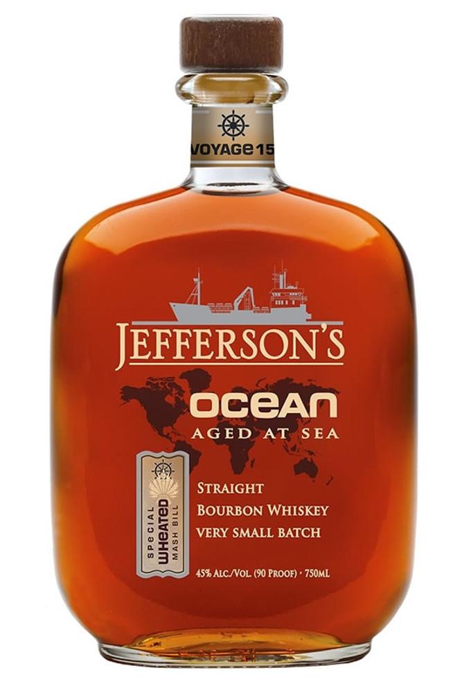 Jeffersons Ocean Wheated Bourbon 750ML