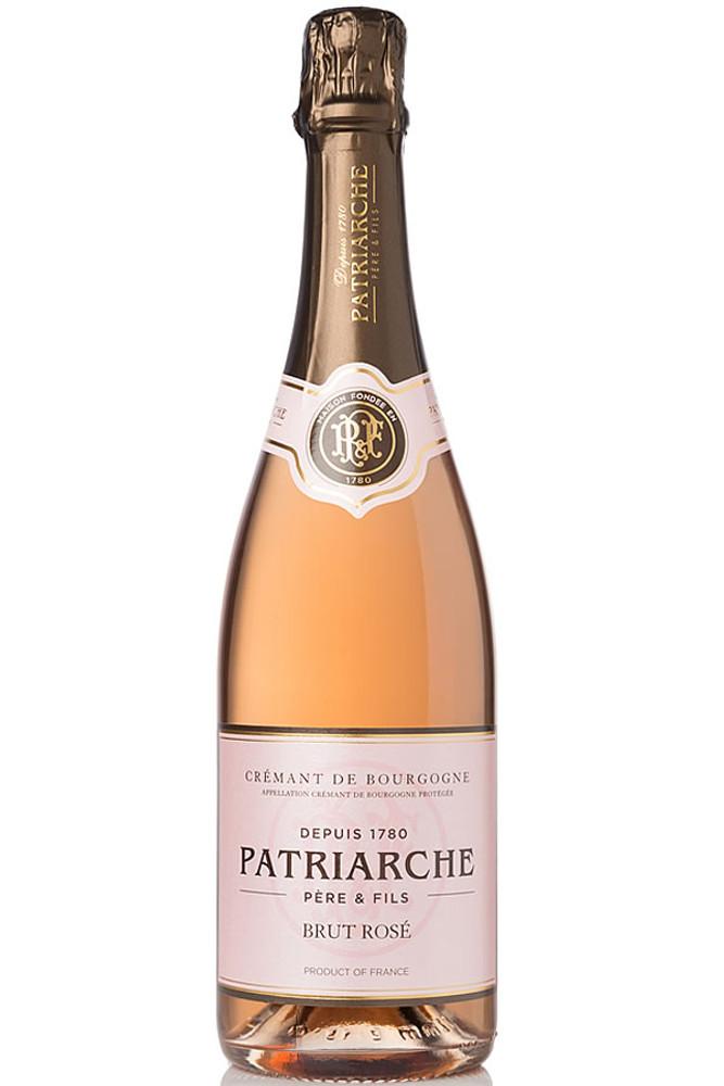 Patriarche Cremant de Bourgogne Brut Rose