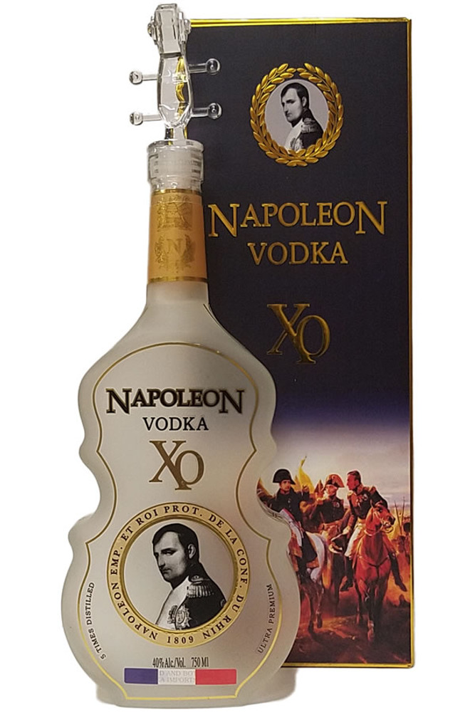 Napoleon Vodka XO Violin
