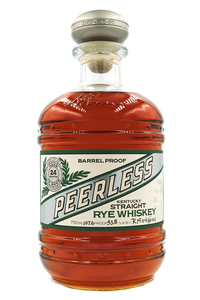 Peerless Barrel Proof Straight Rye