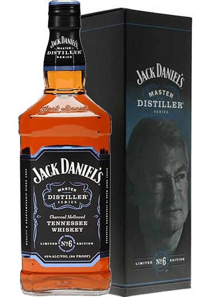 Jack Daniels Master Distillers Series No. 6
