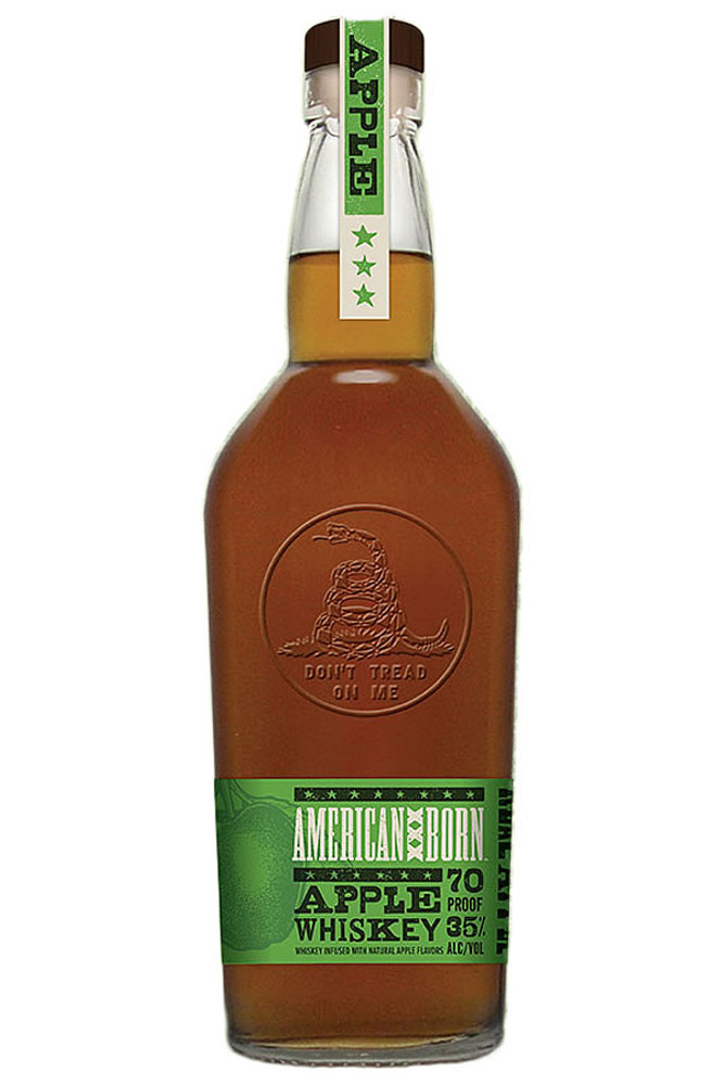 American Born Apple Whiskey