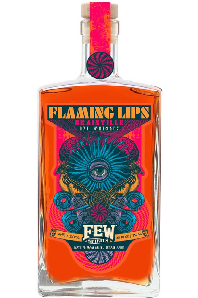 Few Spirits Flaming Lips Brainville Rye